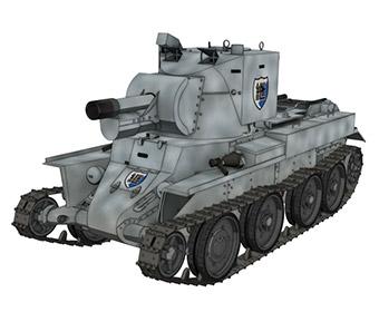 BT-42突撃砲