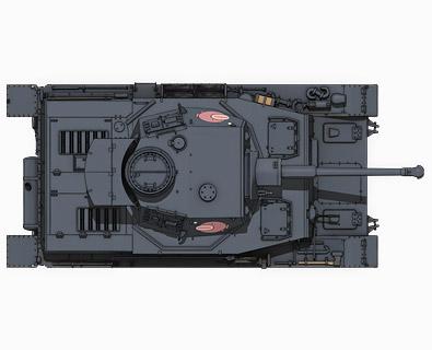 Ⅳ号戦車F2型(D型改)