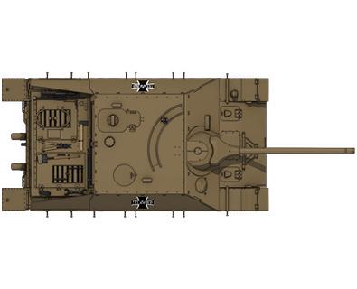 Ⅳ号駆逐戦車/70(V)ラング