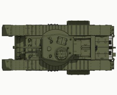 チャーチル歩兵戦車 Mk.Ⅶ