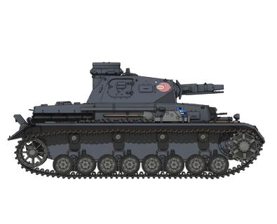 Ⅳ号戦車D型